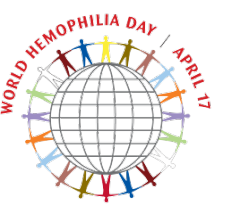 World Haemophilia Day logo