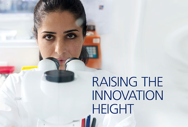 Raising the innovation height