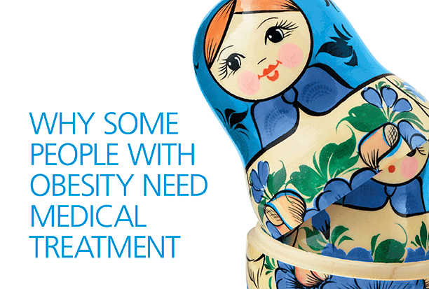 Why some people with obesity need medical treatment