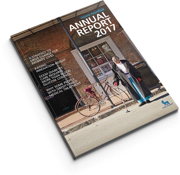 Novo Nordisk Annual Report 2017