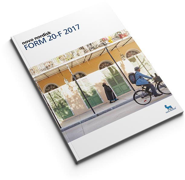 Novo Nordisk Annual Report
