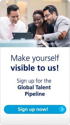 Sign up for the Global Talent Pipeline