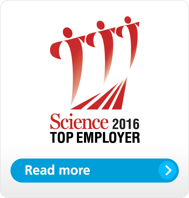 Science Top Employer