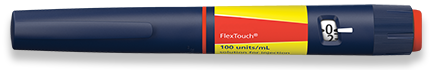 FlexTouch® fast acting insulin aspart