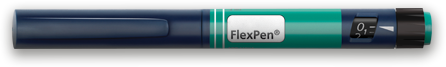 FlexPen® insulin detemir