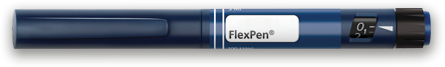 FlexPen® Biphasic insulin aspart