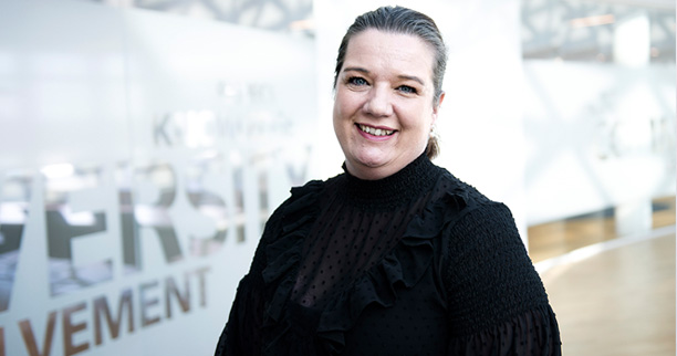 Mette Bøjer Jensen, Member of the Board (employee representative) and member of the Nomination Committee