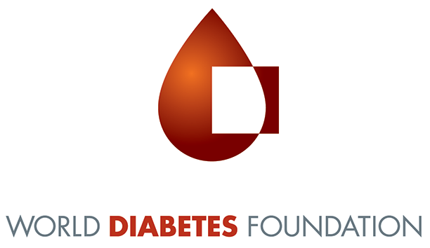 World Diabetes Foundation logo
