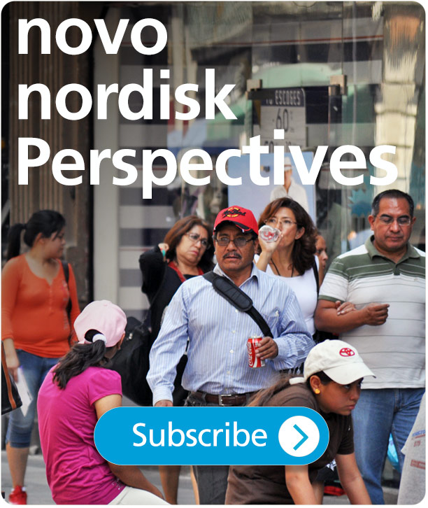 Subscribe to Novo Nordisk Stories