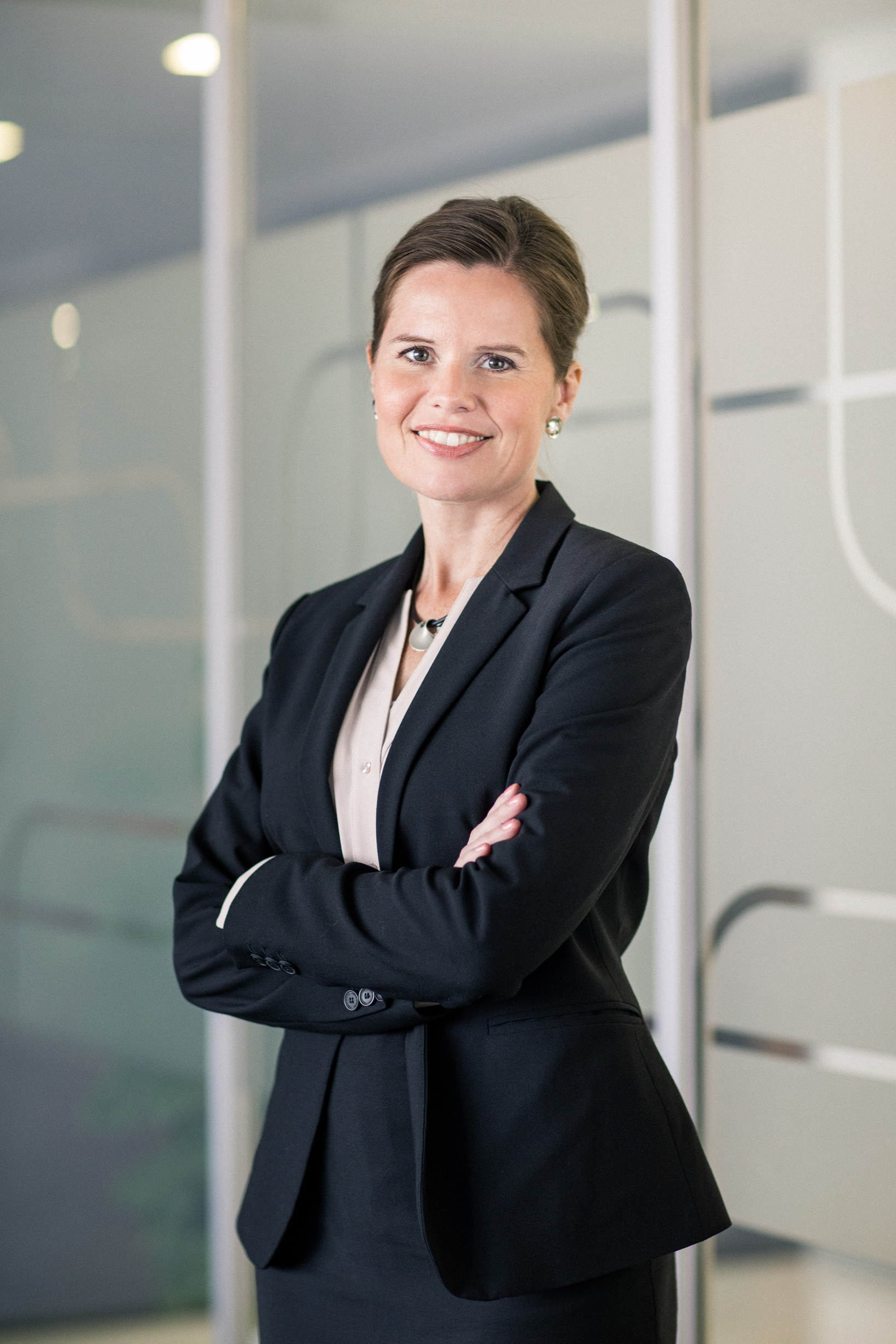 Camilla Sylvest, executive vice president, Commercial Strategy & Corporate Affairs