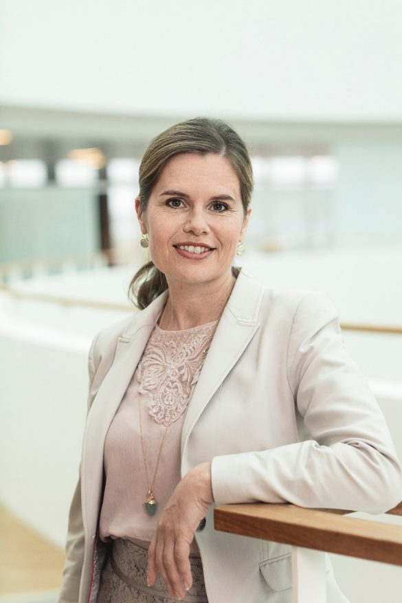 Camilla Sylvest, executive vice president, Commercial Strategy and Corporate Affairs