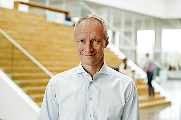 Henrik Wulff, Executive Vice President, Product Supply