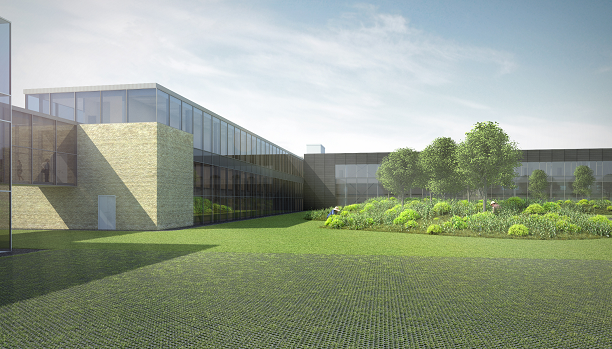 Novo Nordisk future production facilities, Hillerød, Denmark