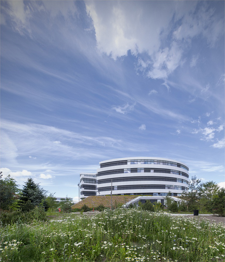 Novo Nordisk headquarters, Denmark