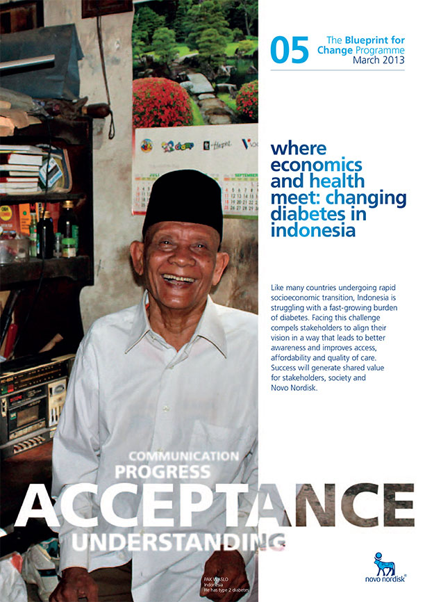 Blueprint for Change Indonesia
